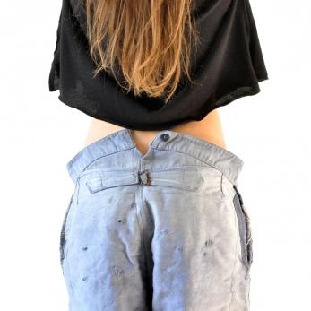 pantalon d'ouvrier vintage n°7