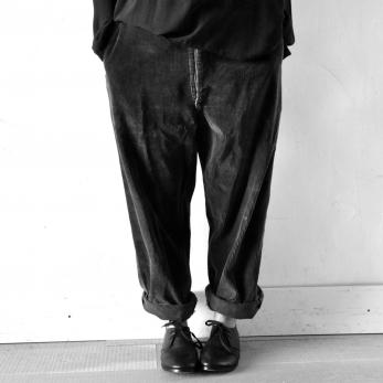 pantalon en velours vintage n°1