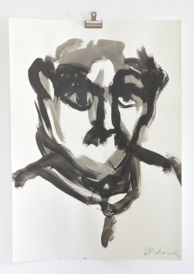 Peinture Portrait n°5