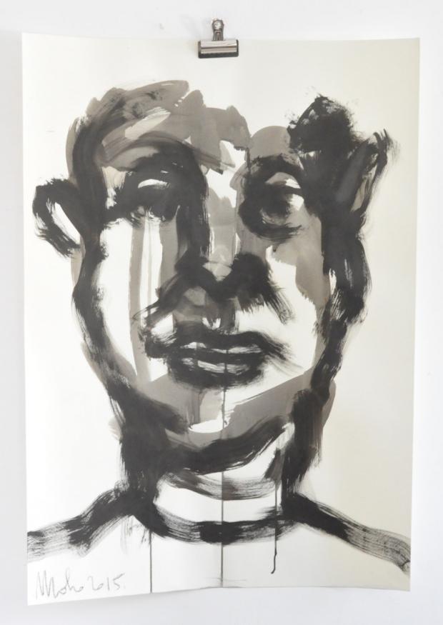 Peinture Portrait n°7