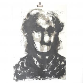 Paint Portrait n°9