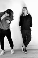 Unisex pullover, light grey knit