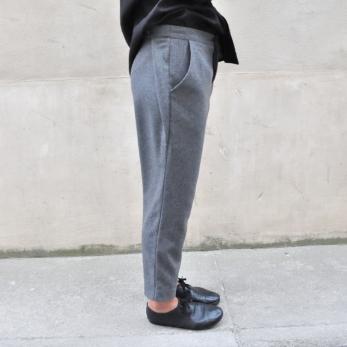 """pantalon """"homme"""", lainage gris"""