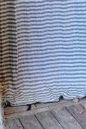 large stripes linen cloth - VDJ HOME