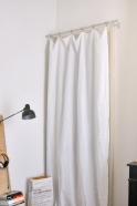Cloth, white linen