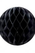 Boule alvéolée noire