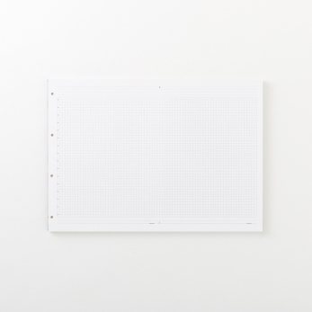 A3 Notepad