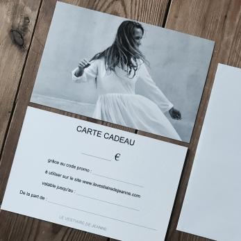 VDJ gift card