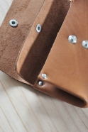 Wallet, brown leather