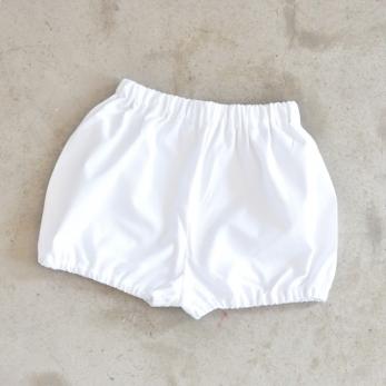 Bloomer, coton blanc