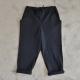 Pantalon à poches, tissu stretch noir