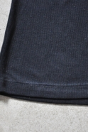 Sleeveless blouse, black bamboo