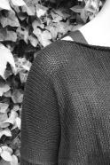 Pull JOA, coton noir