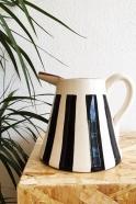 black stripe pitcher