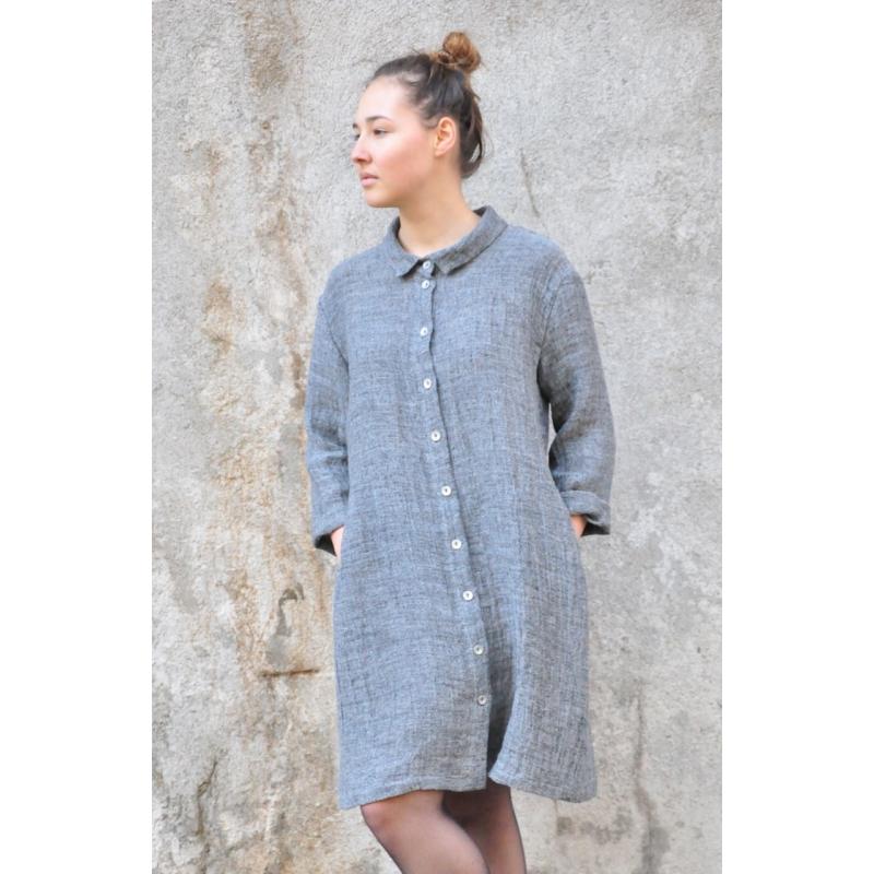 d5074bbaeca ... Robe-chemise