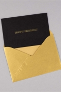 mini postcard Hapy birthday back