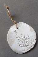 Pampille céramique Cyprès