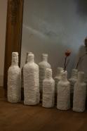 Bottle, white