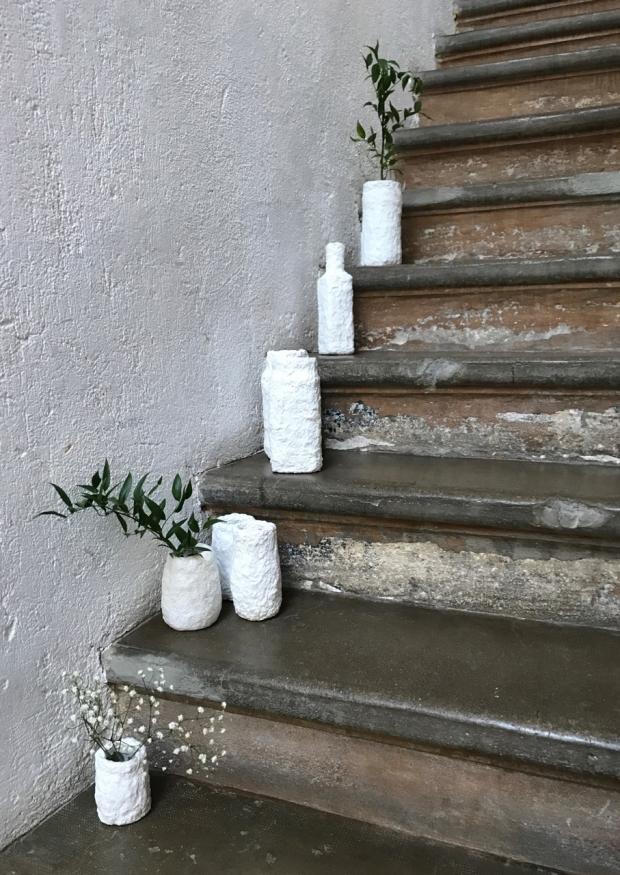 Jar, white