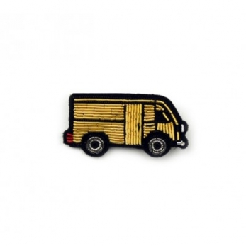 Broche Camion or