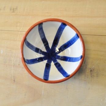 Small bowl blue