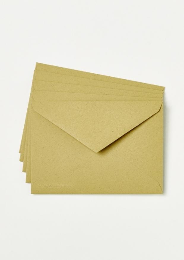 Enveloppes Olive