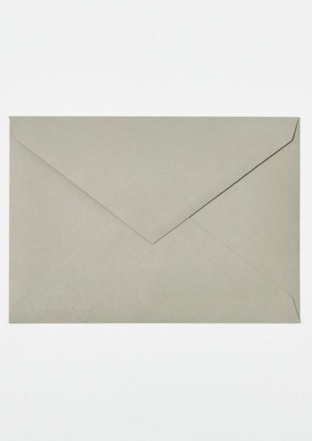 Large envelopes, grey