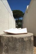 Chaussures Maurice, cuir blanc