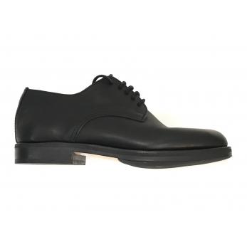 Chaussures Derby, veau noir
