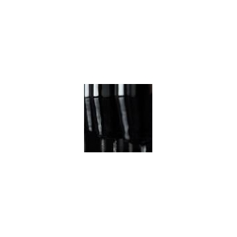 Taper candle, black
