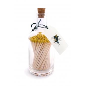 Match bottle, gold