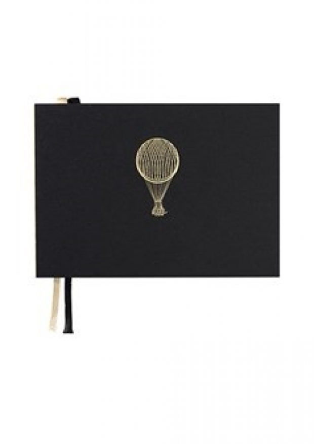 Notebook Air balloon