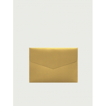 Pack of 5 enveloppes, gold