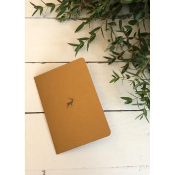 Card A6 + enveloppe Reindeer
