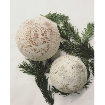 Scented clay ball Ampholia, Honey