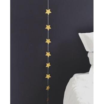 Garland Stars, gold