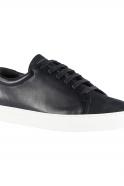 Sneakersfor men, navy nubuck
