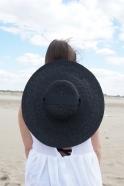 Chapeau Basic, noir