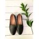 Chaussures Opale, cuir noir