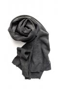 scarf, light grey heavy jersey
