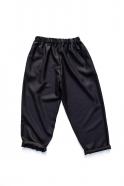 Pantalon classique, flanelle noire