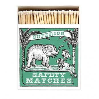 """Boite d'allumettes """"Éléphant"""""""