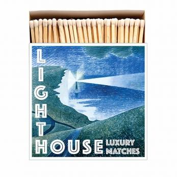 "Boite d'allumettes ""Light house"""