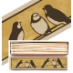 "Long matchbox ""Bird"""