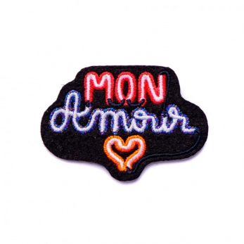 """Patches """"Mon amour"""""""
