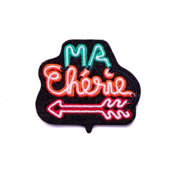 "Patches ""Ma chérie"""