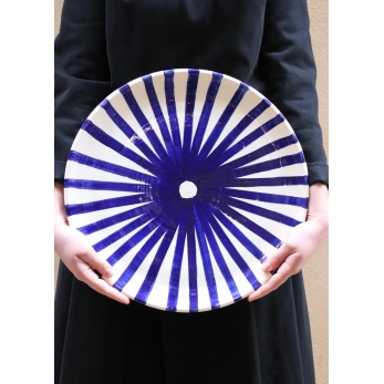Ray XXL plate blue