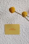 "Mini card + enveloppe ""Joyeux anniversaire"""