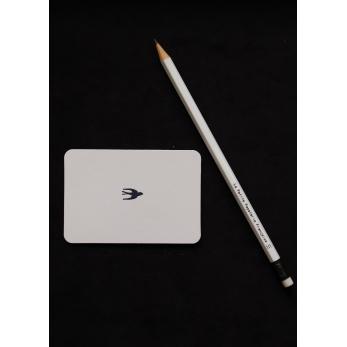 Mini card + enveloppe Bird
