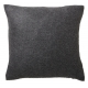 Dark grey alpaga pillow